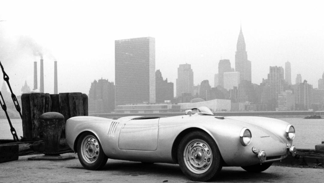 The super sportscars from Porsche