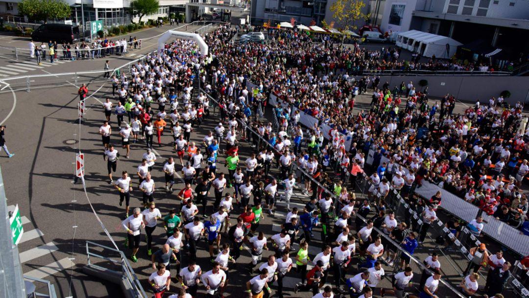 Porsche 6-hour run brings in 175,000 euros