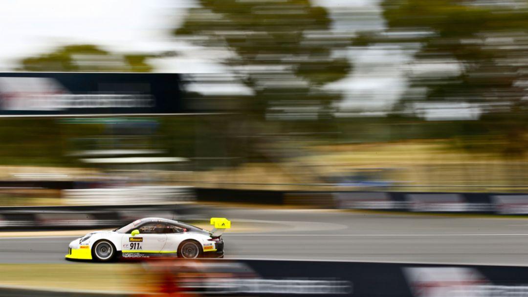 Porsche 911 GT3 R, Bathurst, 2017, Porsche AG