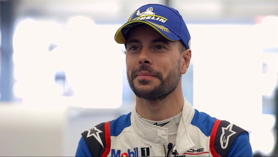 Frederic Makowiecki, Le Mans 2018, Porsche AG