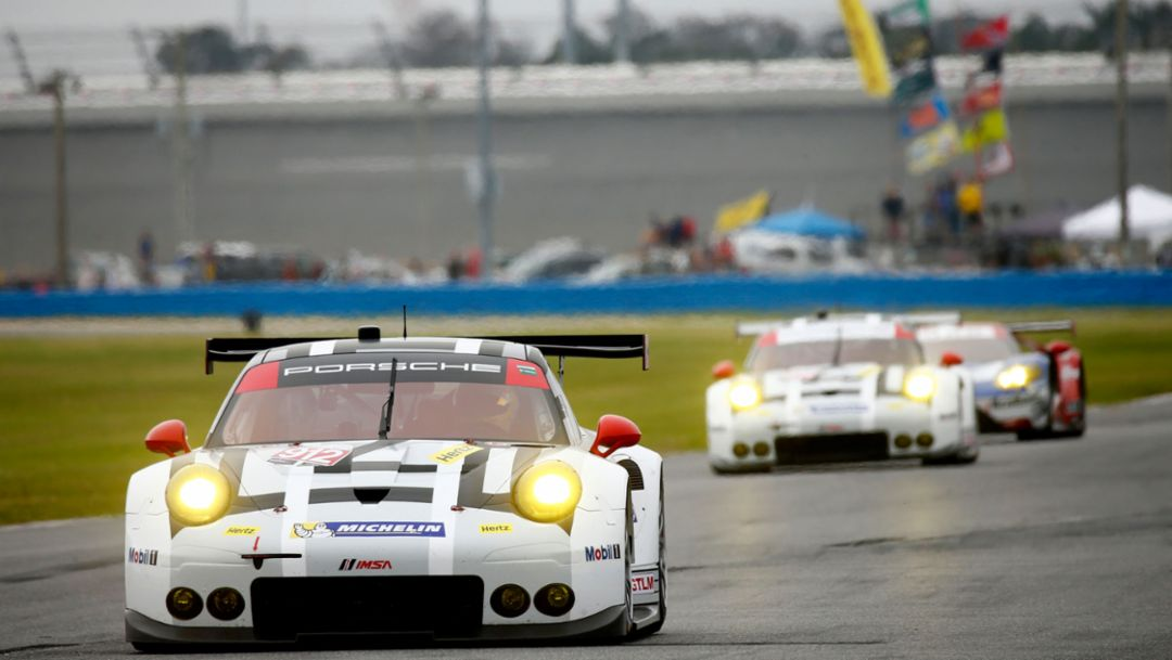 Successful Daytona tests