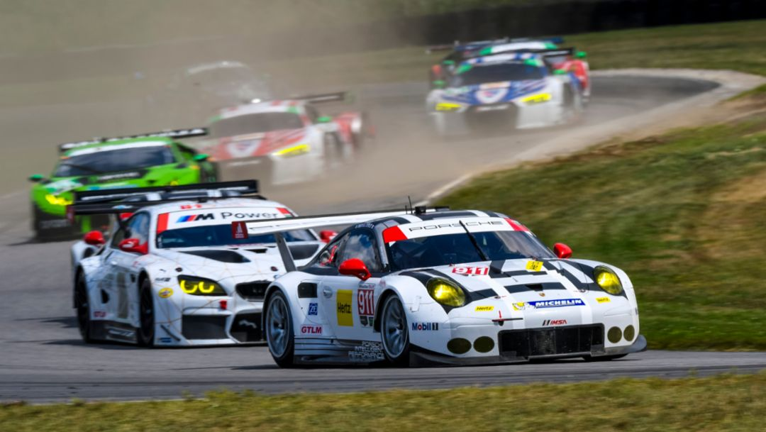 Drivers look forward to Road America