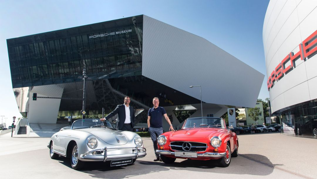 Discounted entry to the Porsche Museum