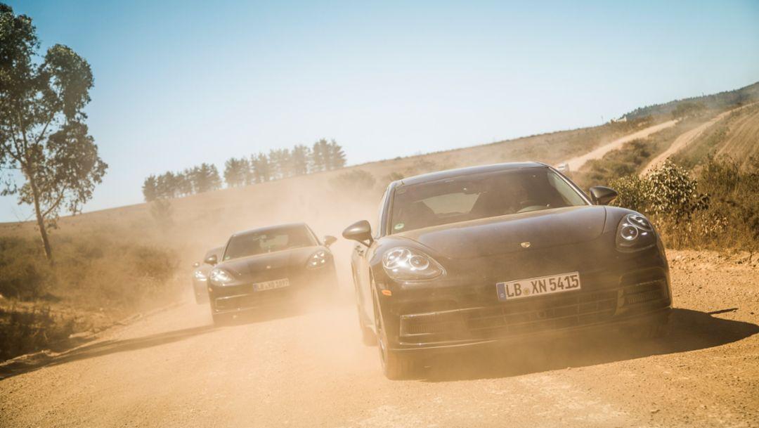 Porsche Panamera, South Africa, 2016, Porsche AG