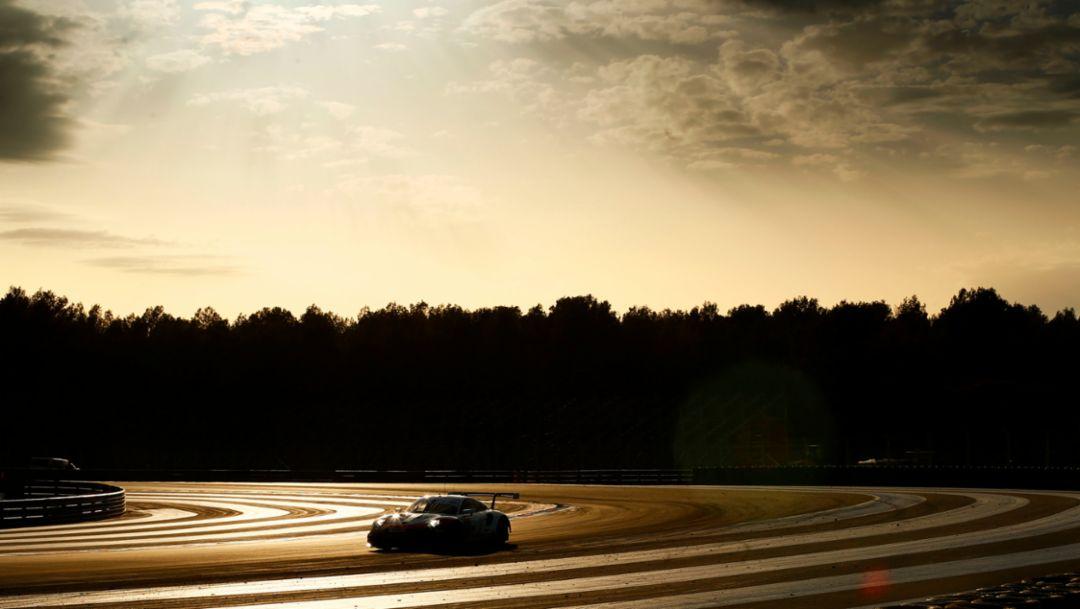 Idealer Saison-Start für Porsche beim WEC Prolog