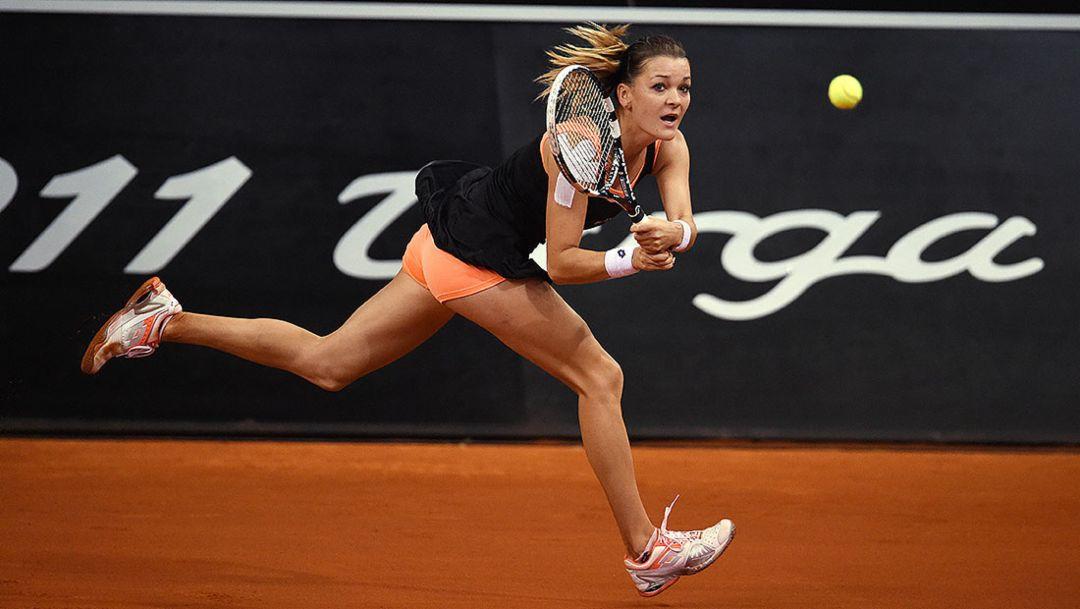 Viertelfinale: Sharapova gegen Radwanska