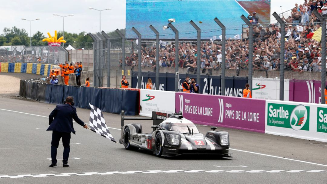 Le Mans: 5,233 kilometres on the limit