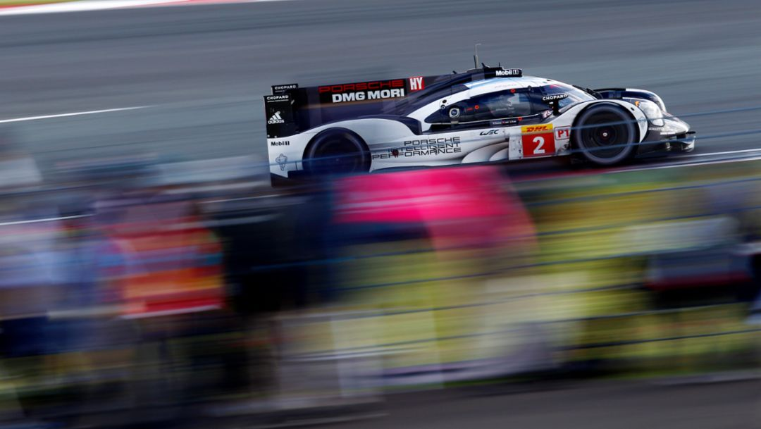 WEC: Porsche extends its lead