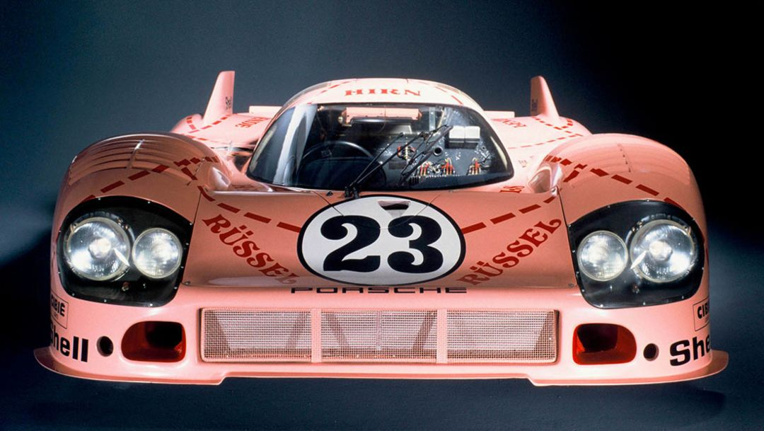 Porsche Museum Treasure: the 917 Pink Pig