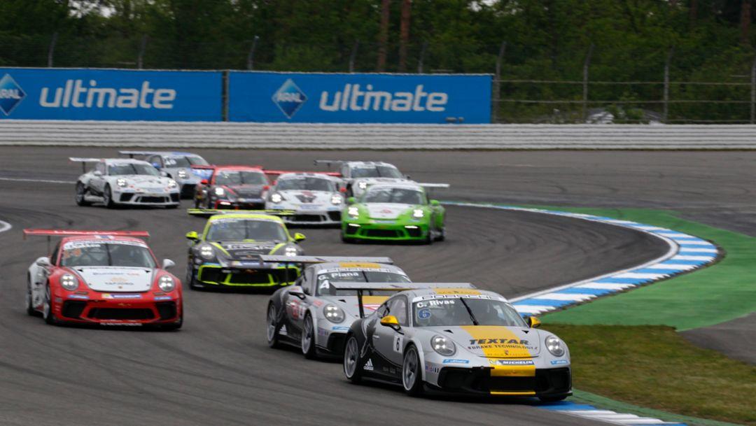 Capacity grid and impressive race calendar