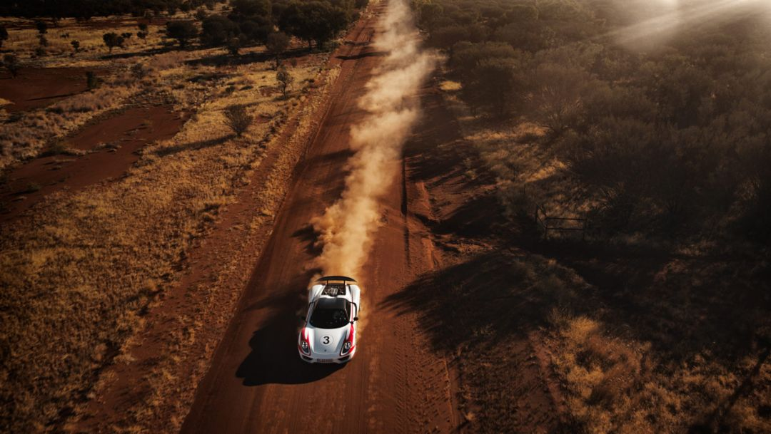 Maximum power in the Australian Outback