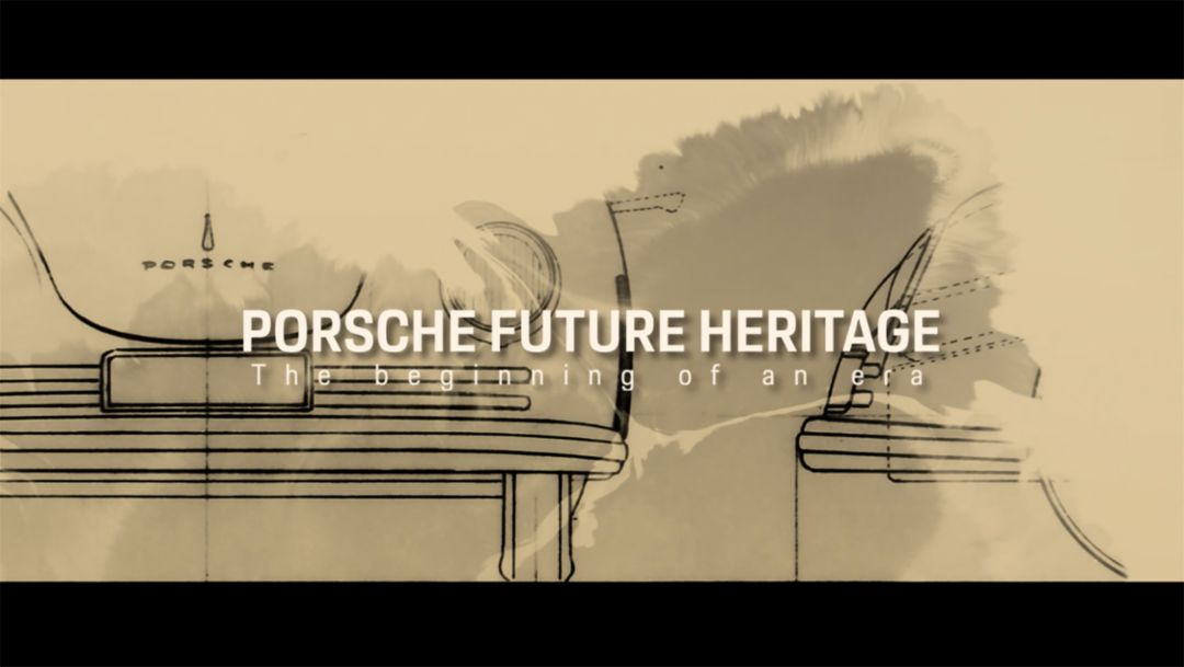 Porsche Future Heritage, 2018, Porsche AG