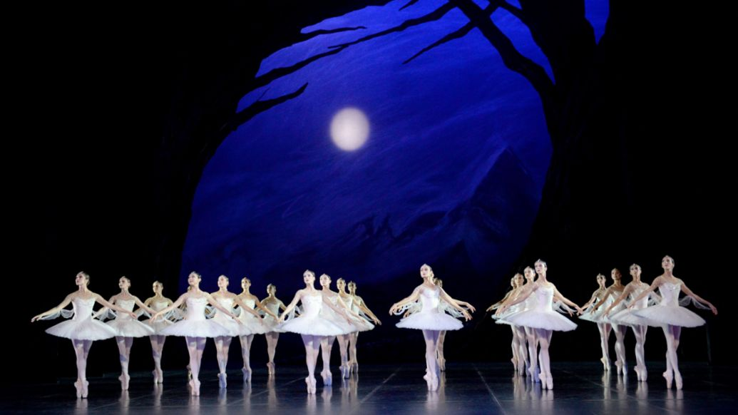 Ballettabend Shades of White, Stuttgarter Ballett, 2019, Porsche AG