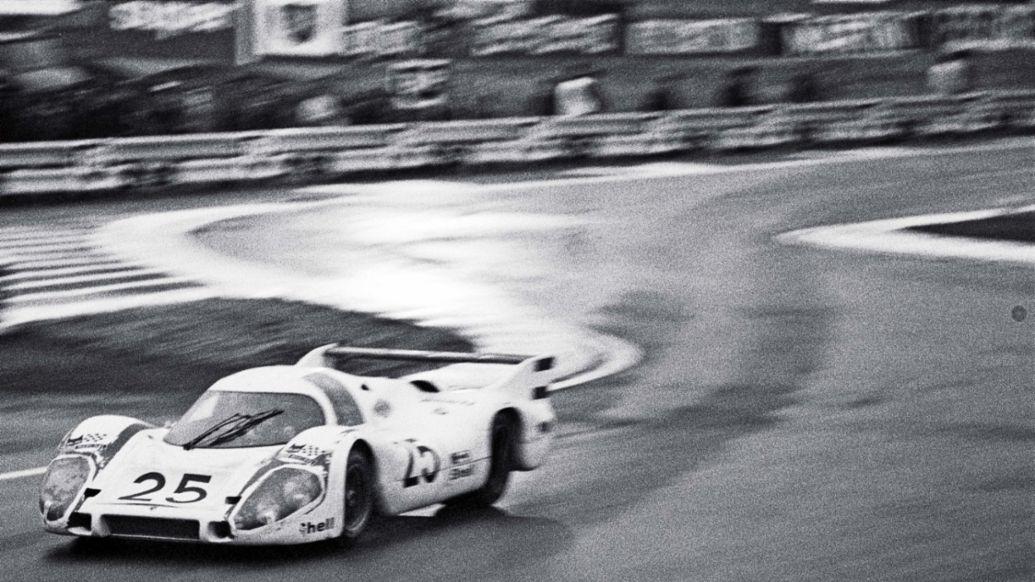 Porsche 917 Langheck, Le Mans, France, 1970, Porsche AG