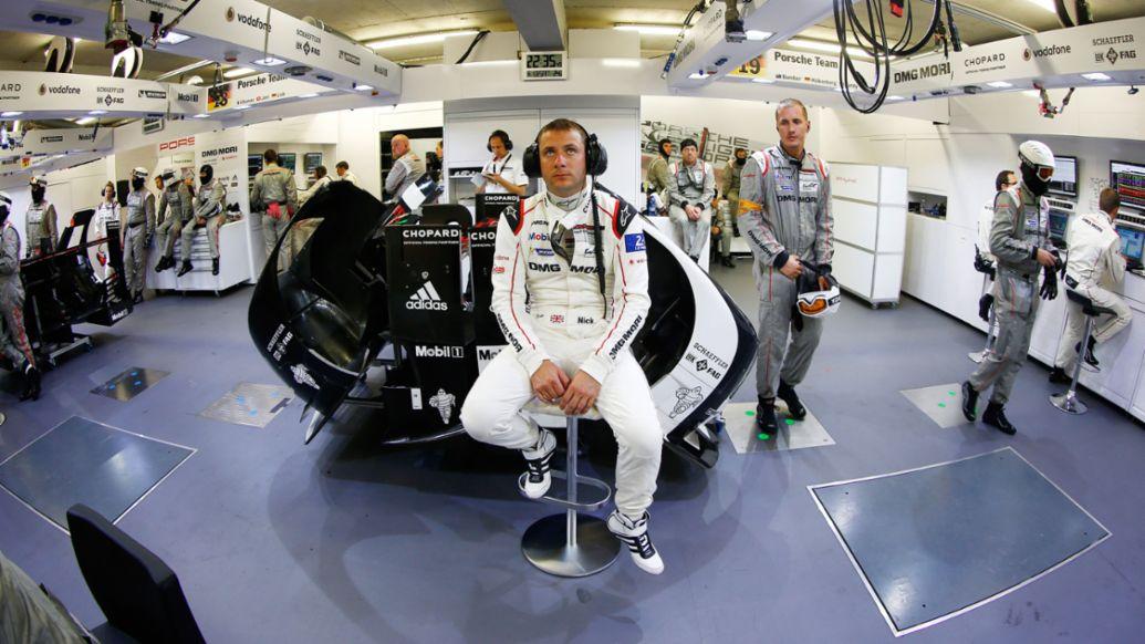 Nick Tandy, Porsche Works Driver, 2015, Porsche AG