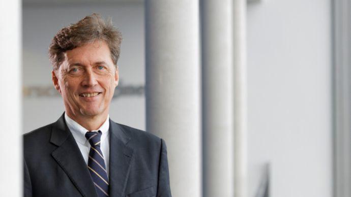 Malte Radmann, ehemaliger Vorsitzender der Geschäftsführung bei Porsche Engineering, 2019, Porsche AG