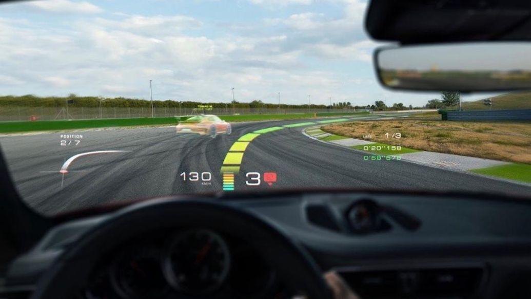 WayRay, 2019, Porsche AG