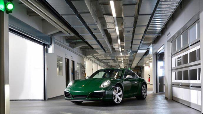 Millionth 911, 2019, Porsche AG