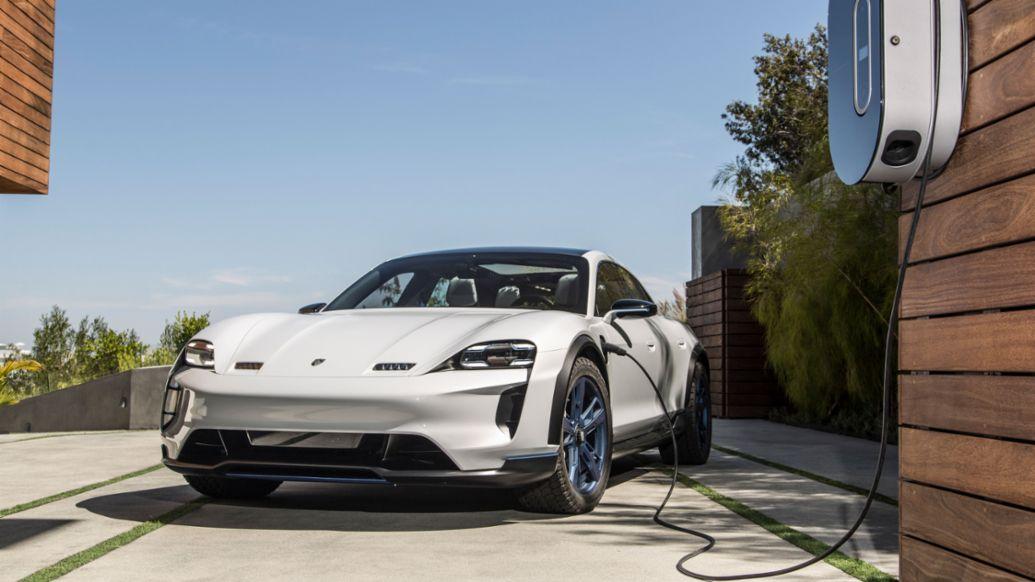Mission E Cross Turismo, California, 2018, Porsche AG