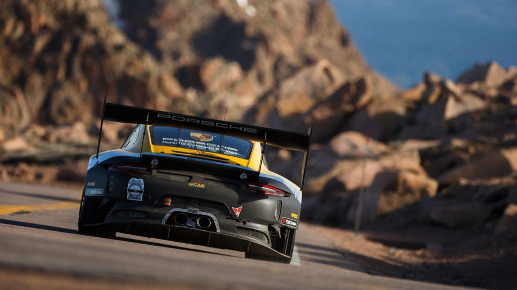 GT3 R, Pikes Peak International Hill Climb, Colorado, 2019, Porsche AG