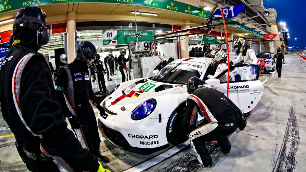世界耐力锦标赛 :保时捷 911 RSR 在奥斯汀获得亚军-WeCar-买车选车养车改装车就来WeCar