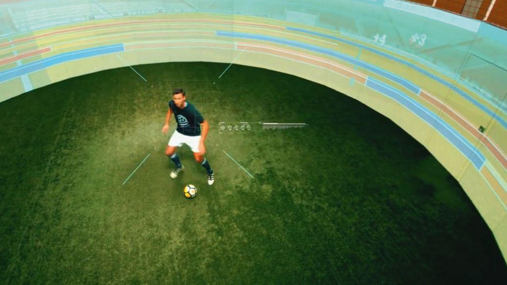 Fútbol: Velocidad