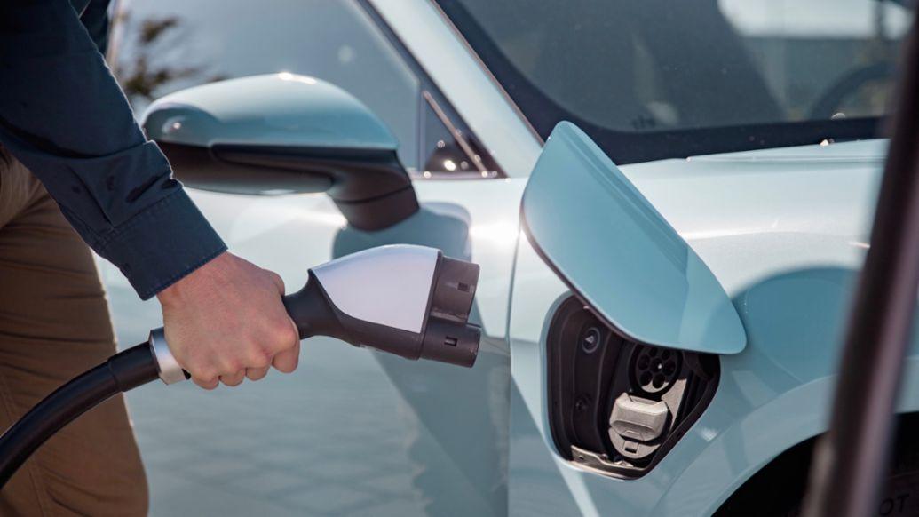 Porsche Turbo Charging, Taycan, Rapid-charging park, Leipzig, 2020, Porsche AG