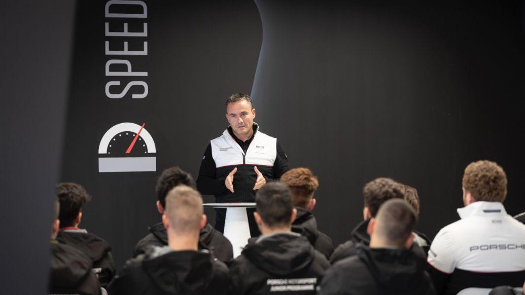 Porsche Motorsport Junior Programme, Sascha Maassen (D), 2019, Porsche AG
