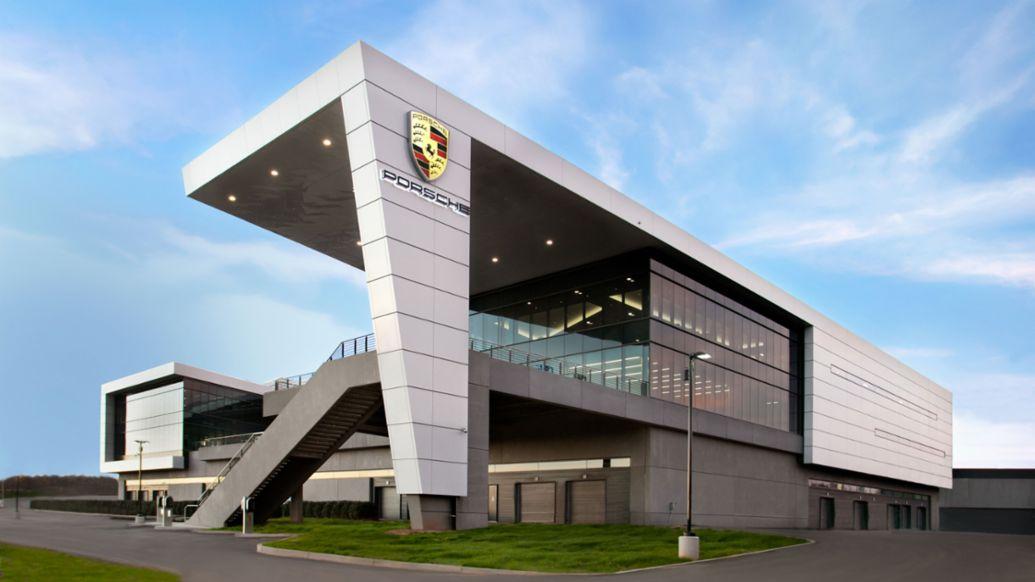 Porsche headquarter, Atlanta, 2015, Porsche Cars North America