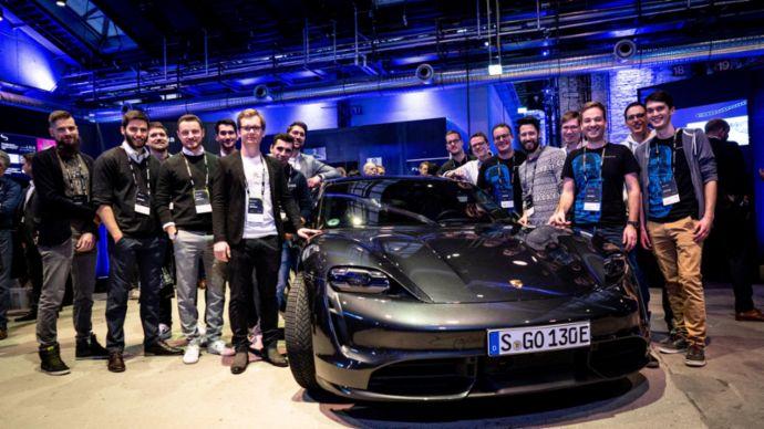 Startup Autobahn Expo Day 7, Stuttgart, 2020, Porsche AG