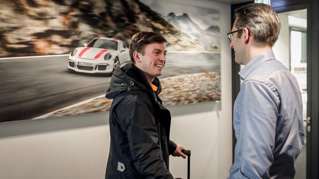 The office at Stuttgart Airport, Stuttgart, 2019, Porsche Consulting GmbH