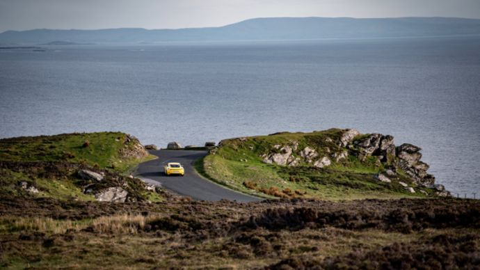 Slieve League, Ireland, 2019, Porsche AG