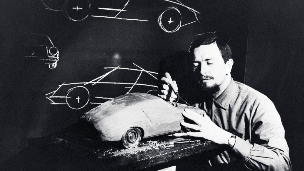 Ferdinand Alexander Porsche, Gründer des Porsche Design Studios, 2017, Porsche AG