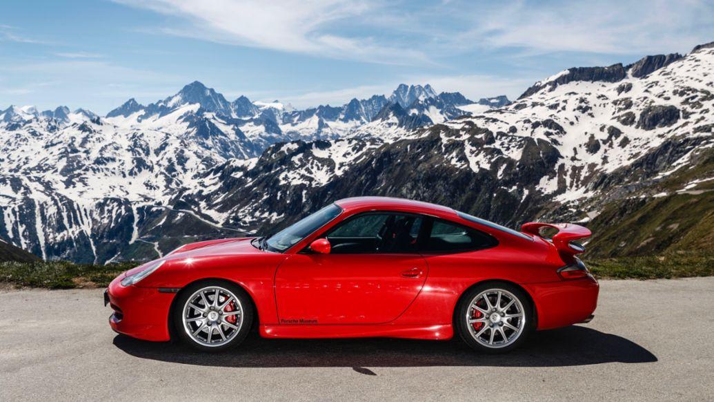 911 GT3 (996.1), 2019, Porsche AG