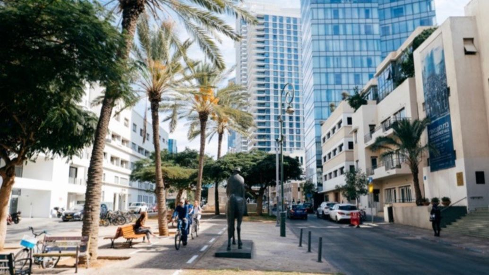 Tel Aviv, 2019, Porsche AG