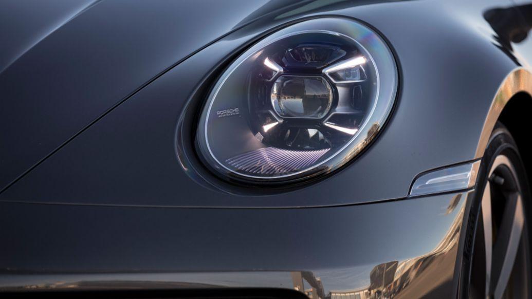 911 Carrera S (Agate Grey Metallic), 2019, Porsche AG