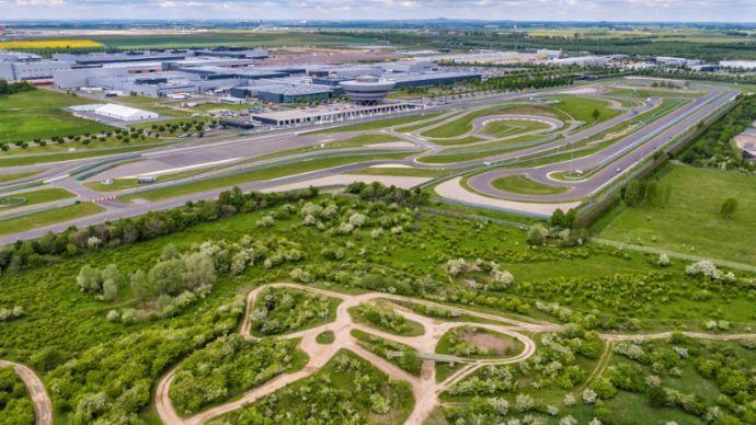 Завод Porsche в Лейпциге, 2019, Porsche AG