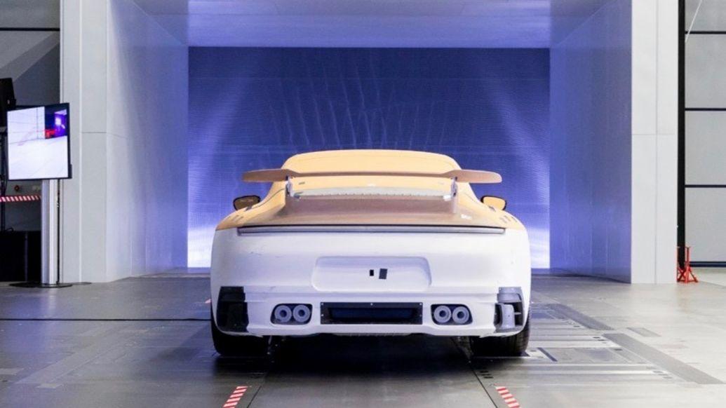 911 Carrera 4S, SportDesign package, 2020, Porsche AG
