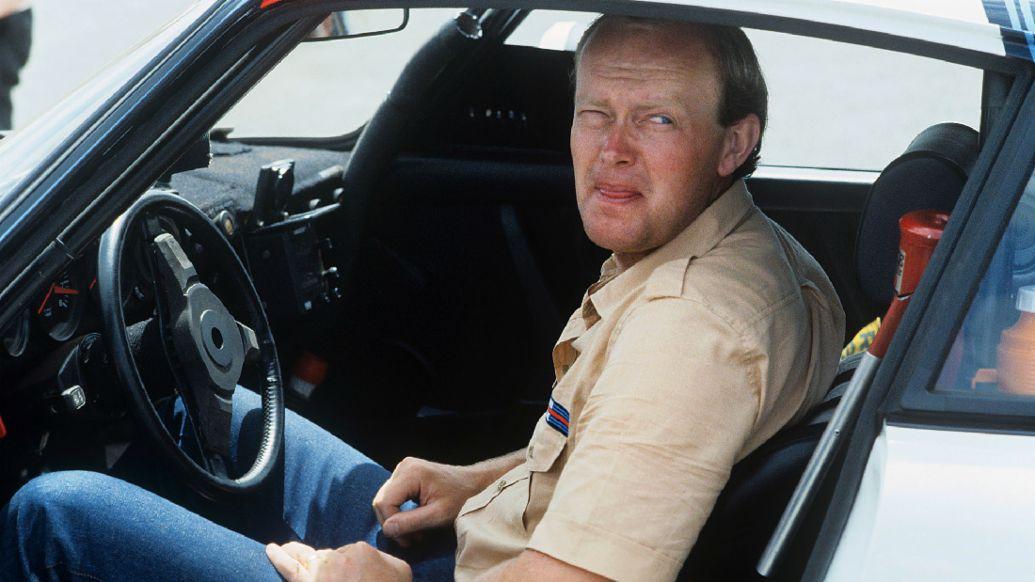 Björn Waldegård, 911 SC, Safari Rally, Kenya, 1978, Porsche AG