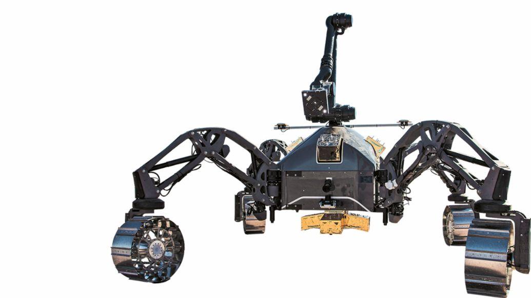 Rover Sherpa, 2019, Porsche Engineering GmbH