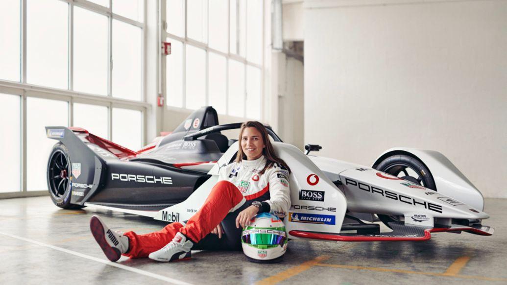 Simona De Silvestro, 2019, Porsche AG
