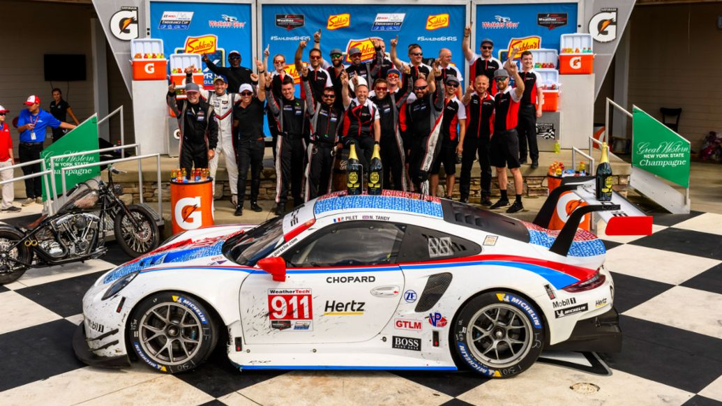Porsche GT Team, IMSA WeatherTech SportsCar Championship, 2019, Porsche AG