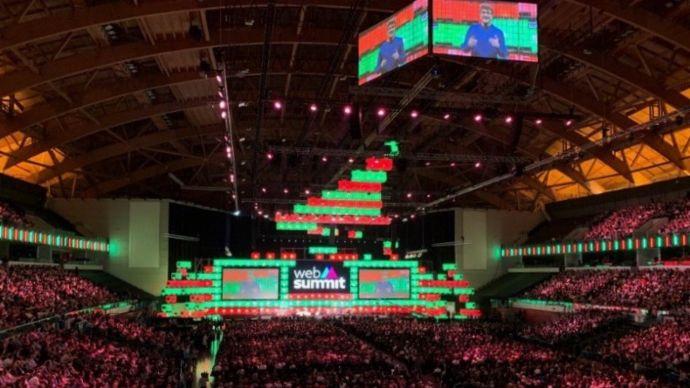 Web Summit 2018, Lissabon, 2018, Porsche AG
