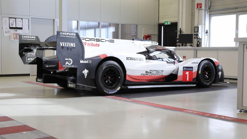 919 Hybrid Evo, 2019, Porsche AG