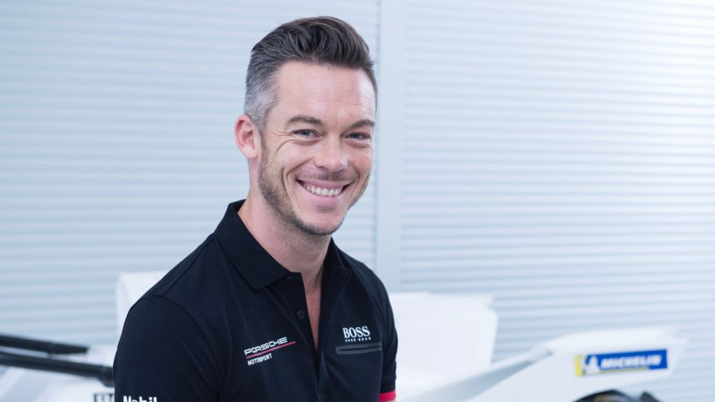André Lotterer, 2019, Porsche AG