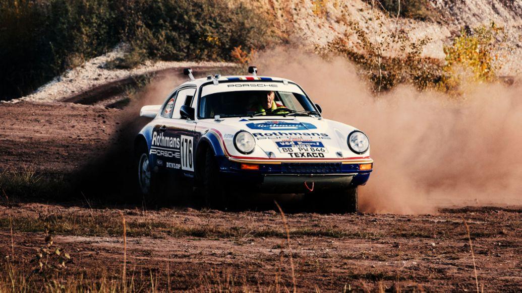 911 Paris-Dakar, 2019, Porsche AG