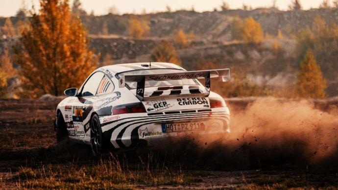 911 GT3 (996), 2019, Porsche AG