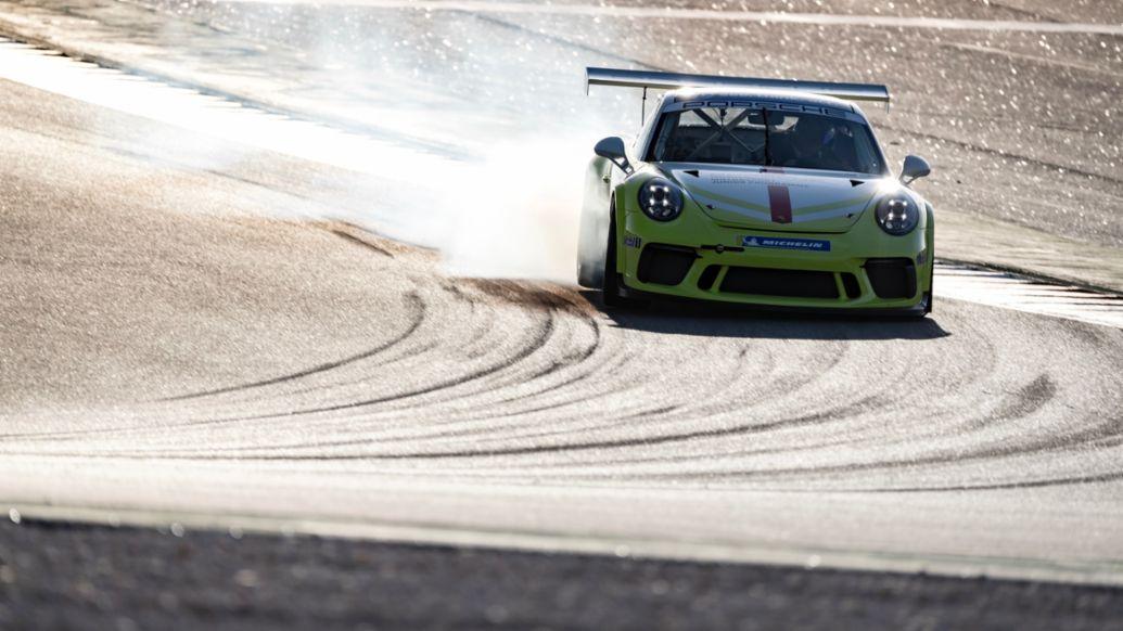 Porsche 911 GT3 Cup, Autódromo Internacional do Algarve, 2019, Porsche AG