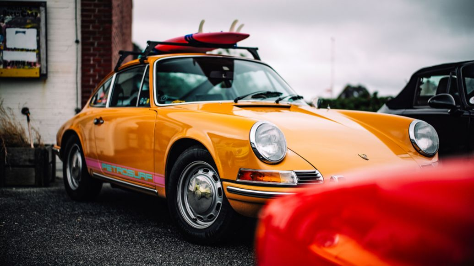 Petro-Surf-Festival, Sylt, 2019, Porsche AG