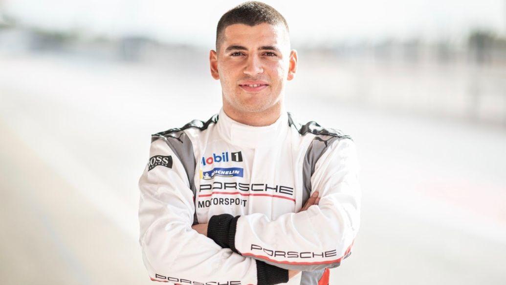 Ayhancan Güven, Porsche Junior, 2019, Porsche AG